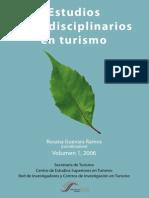 Estudios_multidisciplinarios en Turismo