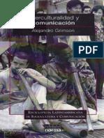 Grimson, Alejandro - Interculturalidad y Comunicaci+¦n