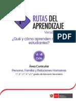 Documentos Secundaria PersonaFamilia-VIyVII