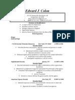 Jobswire.com Resume of wwwedwardcolon0