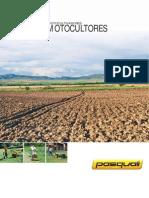 0226021632 Motocultores Pasquali Catalogo