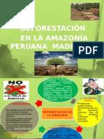Impacto ambiental de la mineria