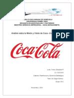 Informe Analìtico de Planificacion y Gerencia Estrategica. Victor Eduardo