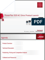 PowerFlex 525 AC Drive Internal Presentation