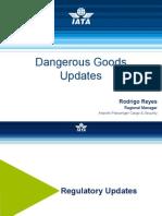 IATA DG Presentation Rudy Reyes