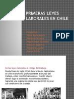 Primeras leyes Laborales en chile.pptx