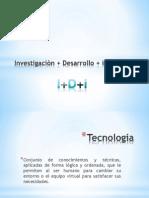 3_ Innovación + Desarrollo + investigación