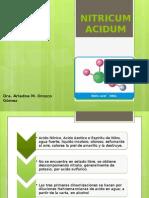 Nitricum Acidum