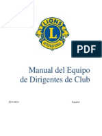 Funciones Club Leones