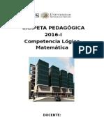 Vision y Misión Competencia Lógico Matemática