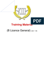 Class B Licence Study Book