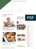 As Dietas Mais Saudáveis Do Mundo! - Blog La Violetera - Blog La Violetera