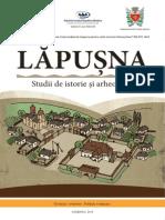 Lăpuşna. Studii de Istorie şi arheologie, coord. şt. Gheorghe Postică, Chişinău, 2015, 268 p.