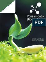 Revista Pensamiento Biocentrico 11