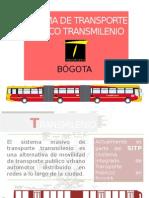 Transmilenio Bogota