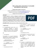 Determinación de Fosforo en Fertilizantes