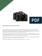 Cámara Digital Compacta Nikon COOLPIX P610