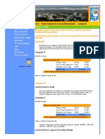 Rates & Tariff - Anchorage Municipal Light and Power