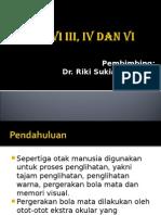 Referat Nervi III, IV Dan Vi