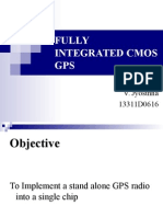 Fully Integrated Cmos Gps