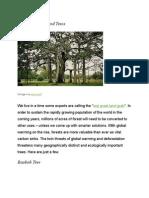 Strange Endangered Trees (2)