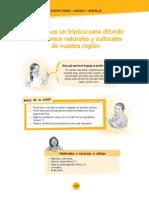 Documentos Primaria Sesiones Unidad05 CuartoGrado Integrados 4G-U5-Sesion22