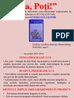 Program Educaţional