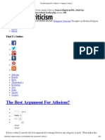 The Best Argument For Atheism_ - Religious Criticism.pdf