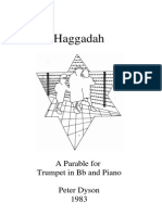 IMSLP96896-PMLP199159-Peter Dyson Haggadah for Trumpet and Piano Complete Score