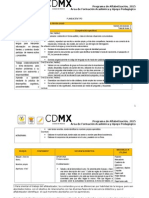 SEDU Alfabetización2015.PlaneaciónNOMBRES PROPIOS