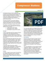 Acp PF4 Pipeline Compressor Stations