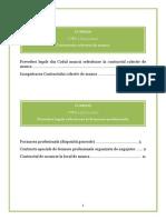 Curs L3 Curs L4 Contractul Colectiv de Munca Formarea Profesionala