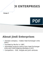 JINDI Group 5
