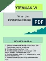 VI. Virus Dan Peranannya Sebagai Vektor