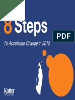 Kotter 8 Steps eBook