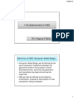 1.Fundamentals of Cad [Compatibility Mode]