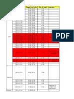 Follow Up Schedule 20151112