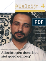 Filosoof Tariq Ramadan, bruggenbouwer in Rotterdam