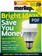Consumer Reports October 2013