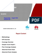 2G Cluster DT Report