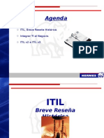 ITIL CURSO BASICO 1