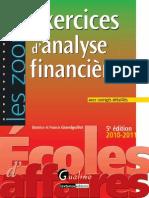 Les Zooms Exercice Danalyse Financière - 5e é