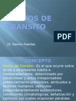 4.-Hechos de Transito