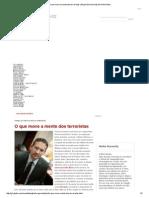 O Que Move a Mente Dos Terroristas _ Blog Helio Gurovitz Da Rede Globo