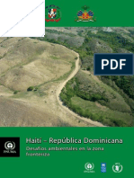 UNEP Haiti-DomRep Border Zone SP