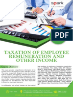 Employee Taxation