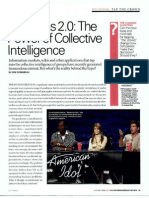Power of Colective Intelligence