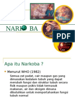 Deskripsi Narkoba