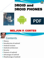 MELJUN CORTES ANDROID First History Lectures Handouts