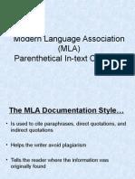 mla in text citations